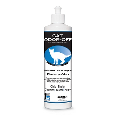 Cat Odor-Off 16oz Soaker
