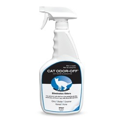 Cat Odor-Off 22oz Spray
