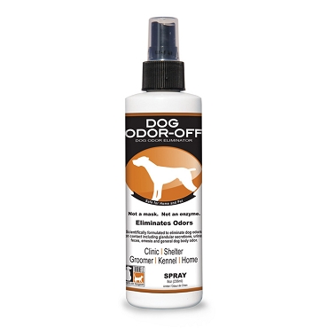 Dog Odor-Off 8oz Spray